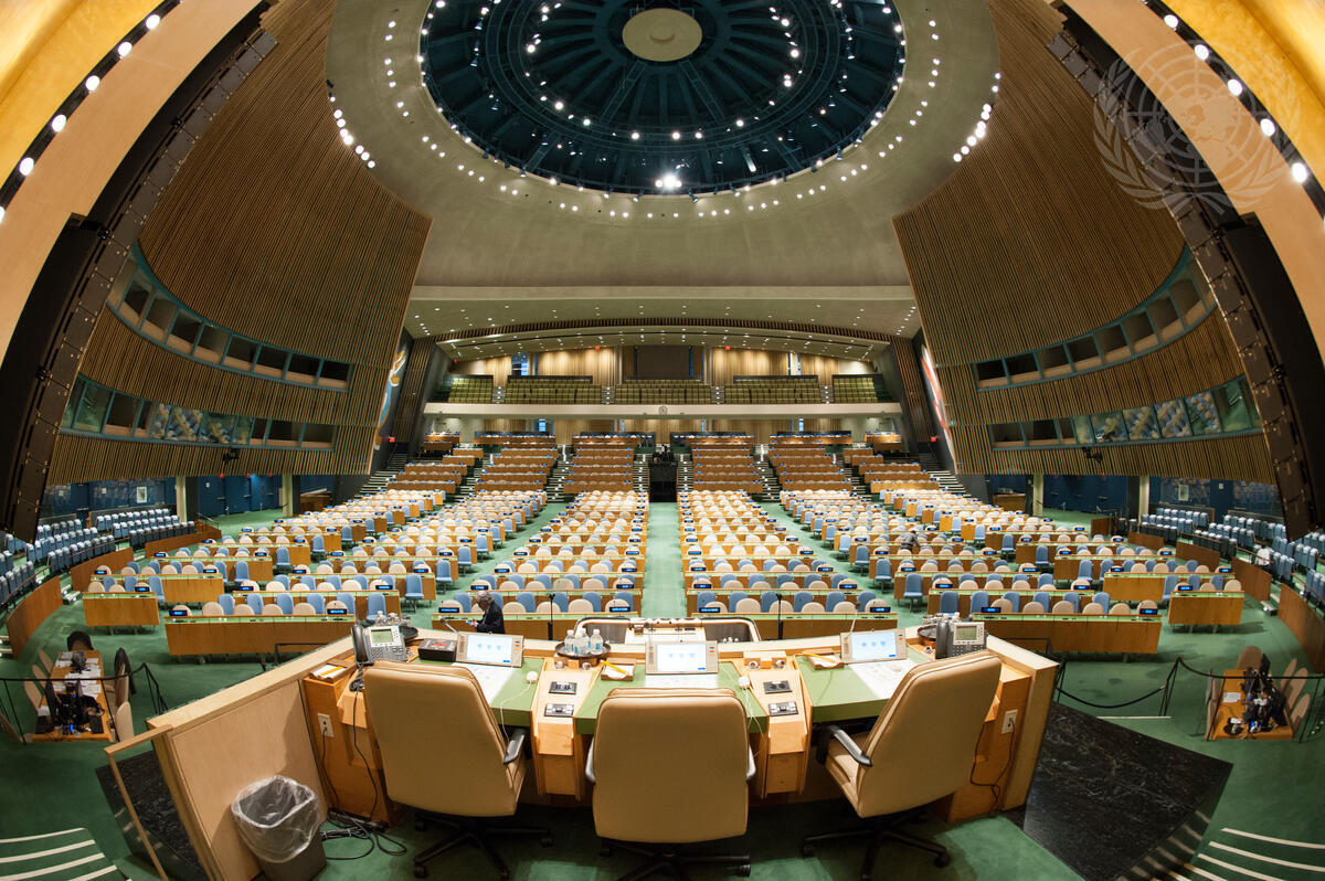 UN Readies for Opening of Annual General Assembly Debate